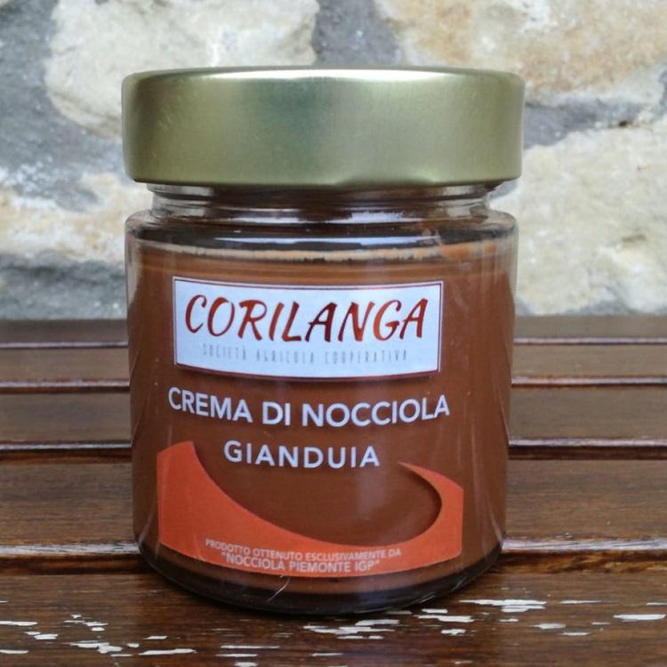 Crema di Nocciola Gianduia 220 gr