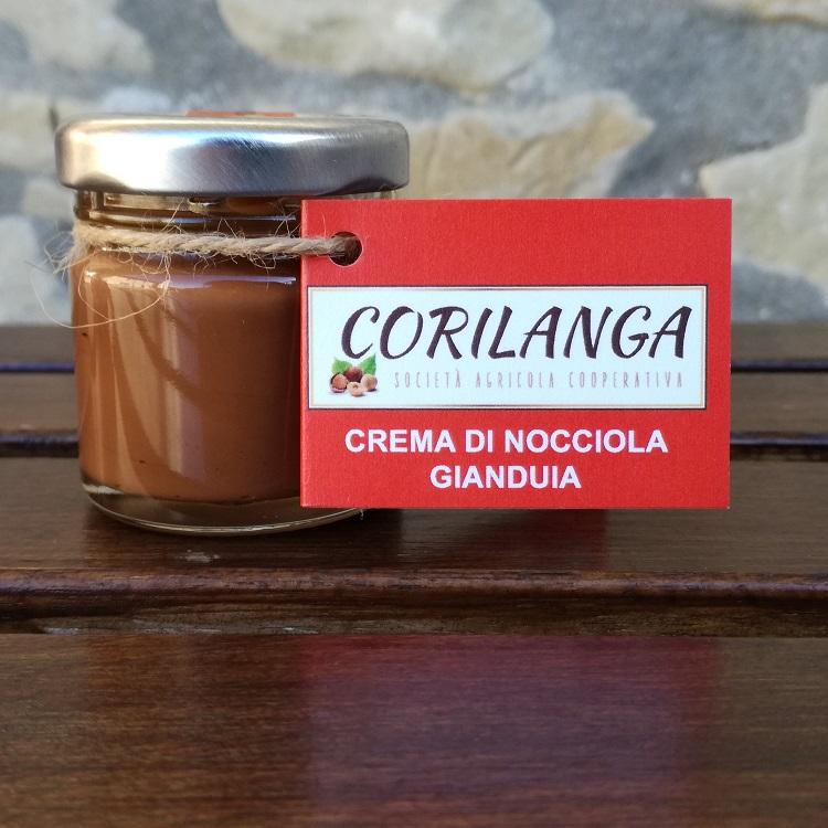 Crema di Nocciola Gianduia 40 gr