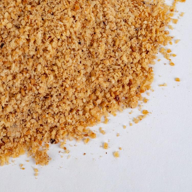 Hazelnut flour.