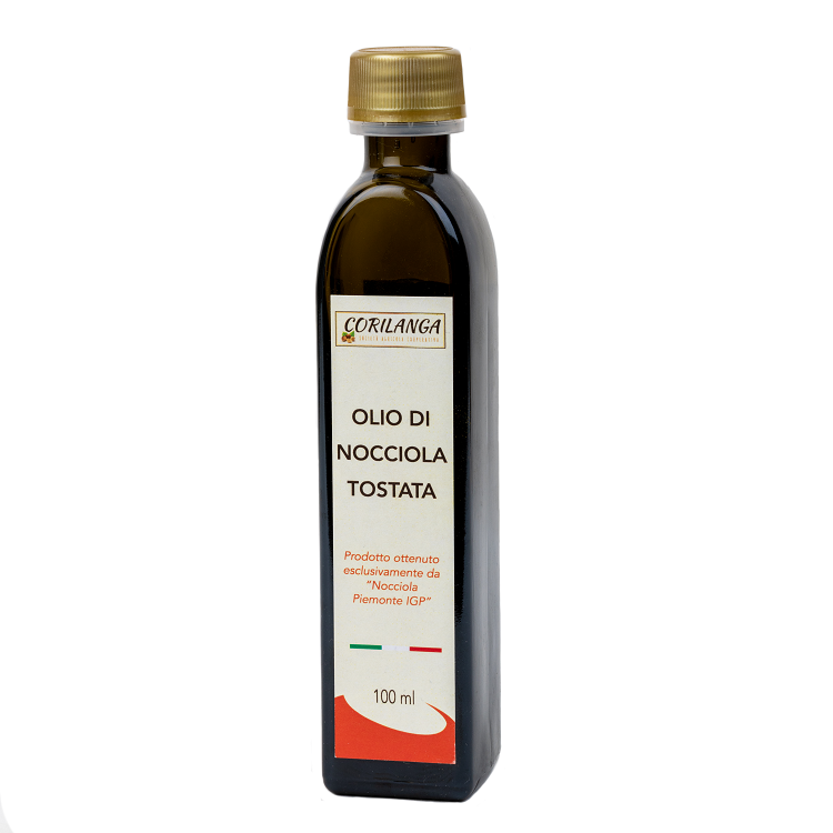 Roasted Hazelnut Oil 100ml