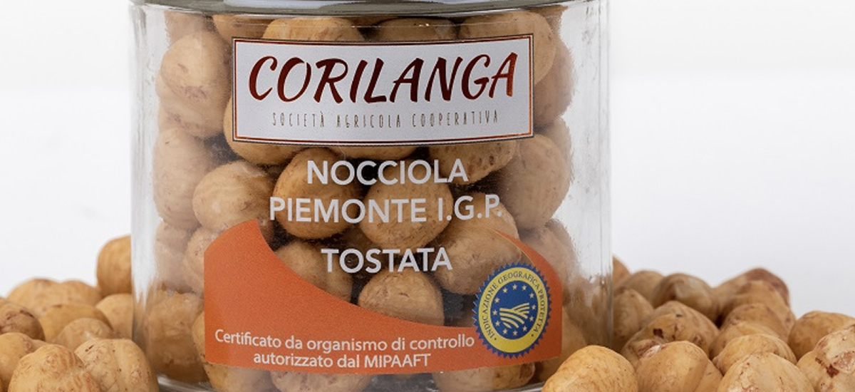 Nocciole tostate 120 gr